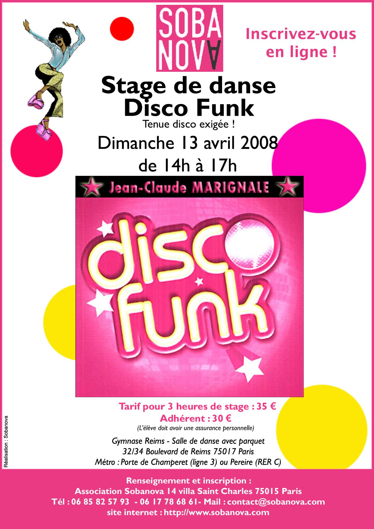 flyerdisco-Funk